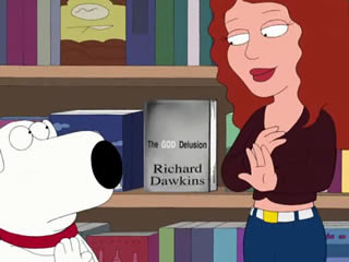 Richard Dawkins bei Family Guy
